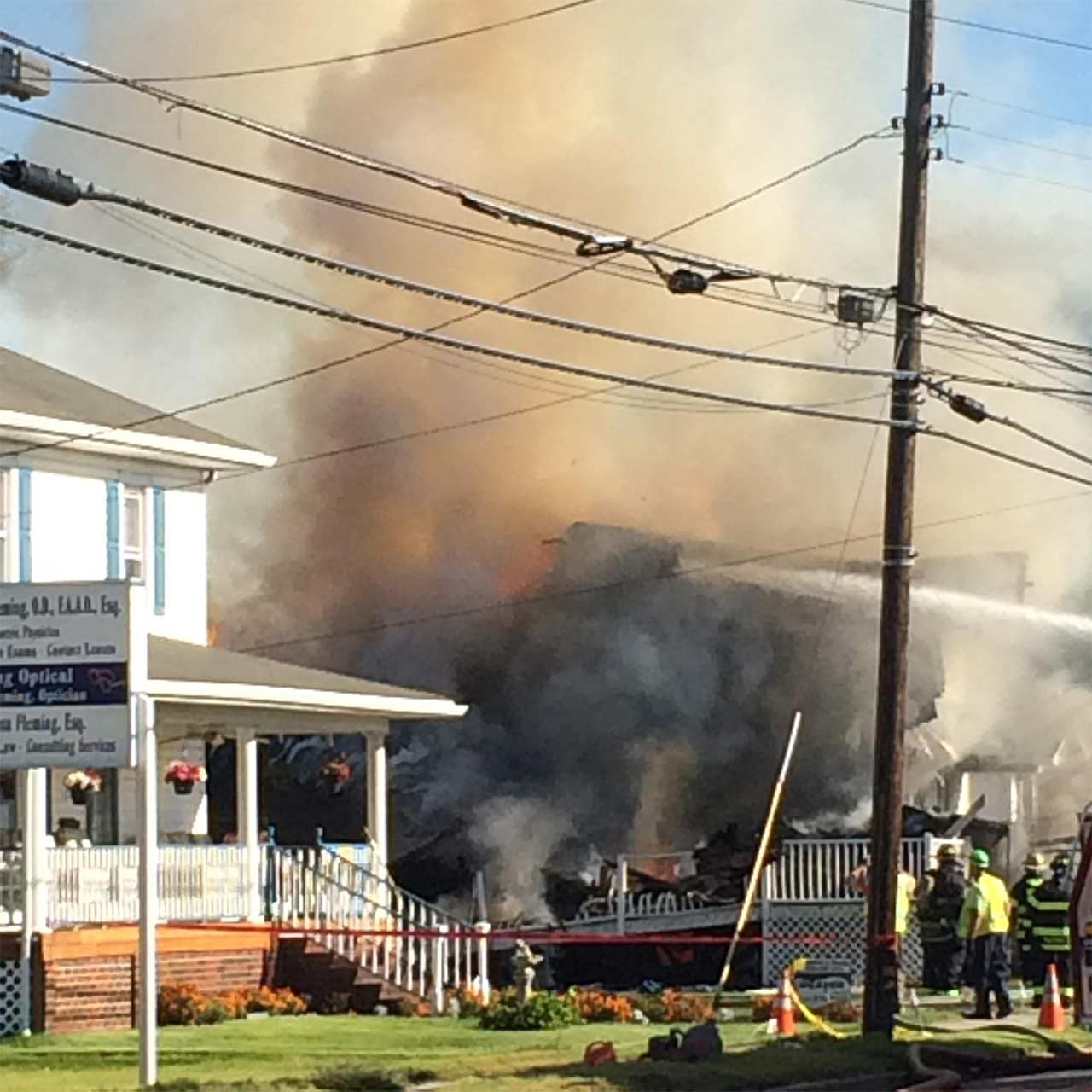 "<div class=""meta image-caption""><div class=""origin-logo origin-image none""><span>none</span></div><span class=""caption-text"">Pictured: Action News viewer photo after a building explosion in Pennsville, New Jersey on Tuesday, September 15, 2015.</span></div>"