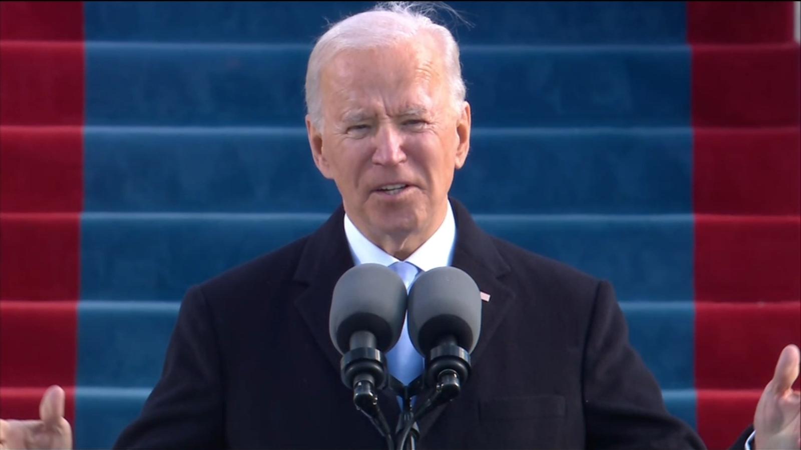 abc7chicago.com: Biden Presidential Inauguration: Illinois politicians, leaders, unions congratulate new president, Vice President Kamala Harris