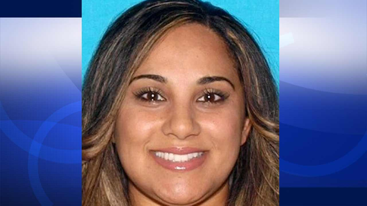 Sally Mityas, 33, is seen in this photo from the California Department of Motor Vehicles.