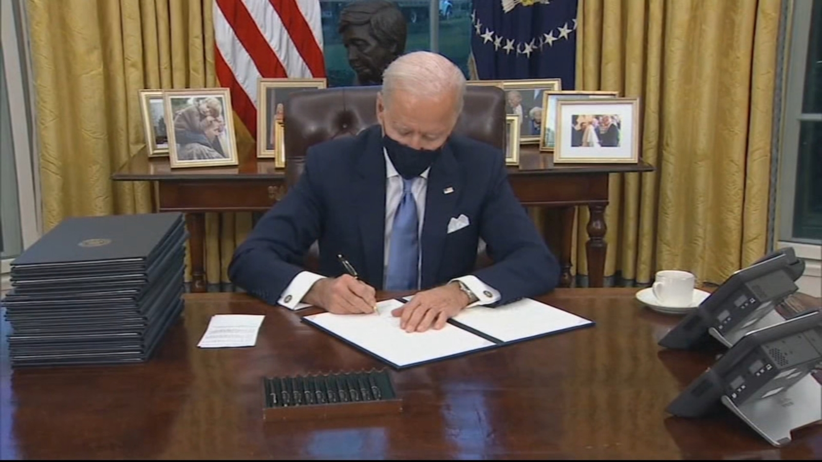 6abc.com: Biden has signed 42 executive actions. Here's what each does