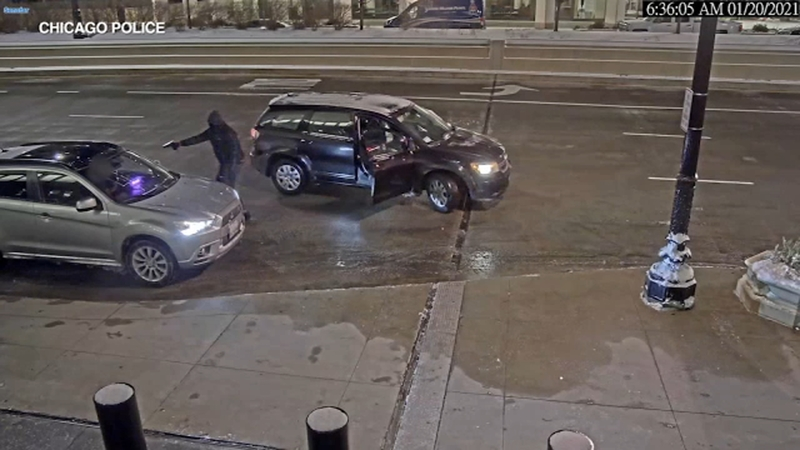 Chicago carjacking: Police release video of suspects involved in string of  armed robberies, car thefts - ABC7 Chicago