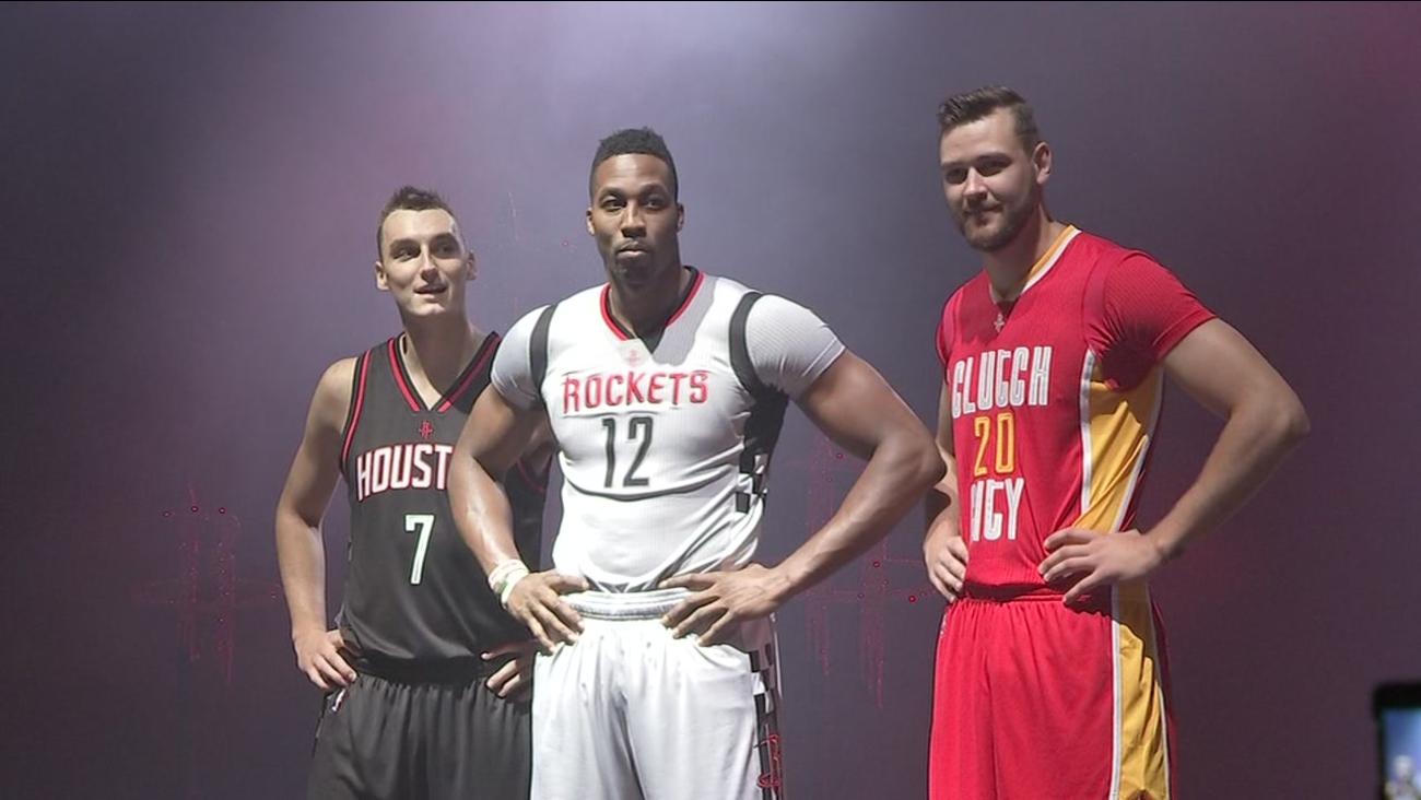 Rockets unveil new alternate uniforms 9becc5f94