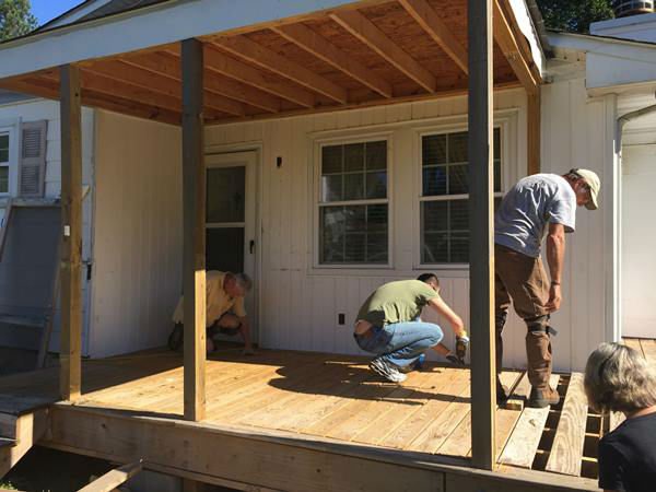 "<div class=""meta image-caption""><div class=""origin-logo origin-image none""><span>none</span></div><span class=""caption-text"">Mary is getting a new screened in porch and deck thanks to the Remodelers Council (WTVD Photo)</span></div>"