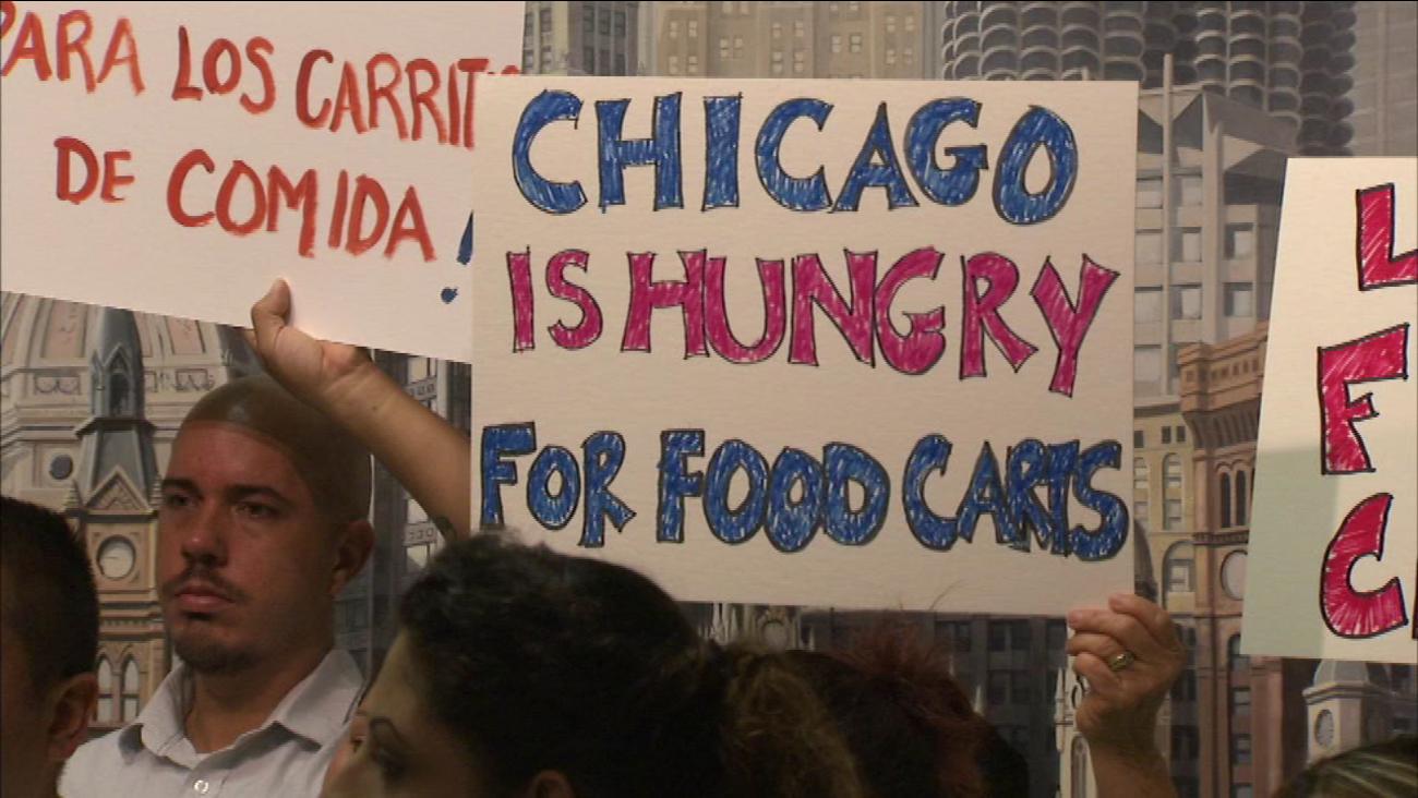 chicago food carts