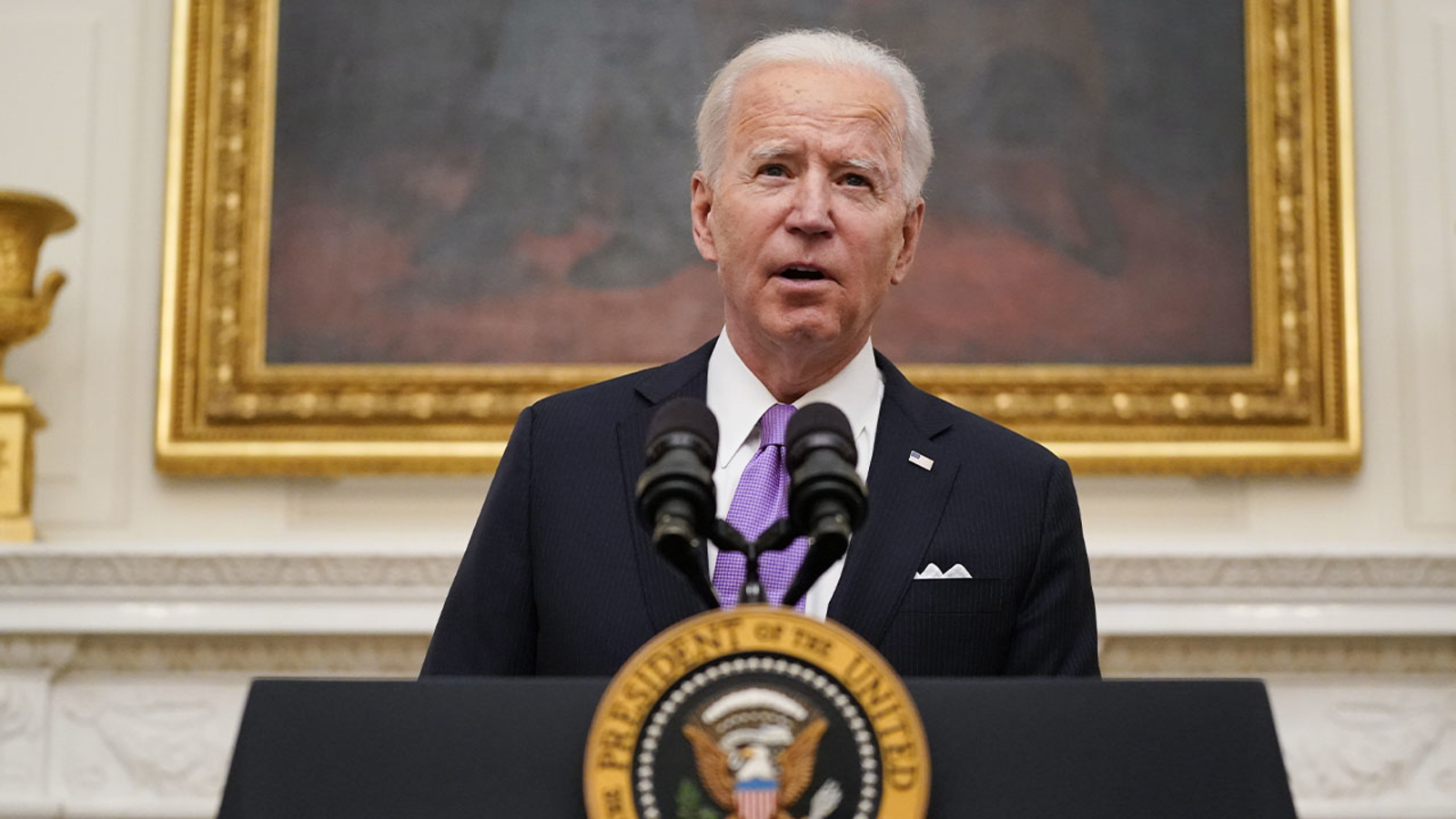 President Biden signs burst of COVID-19 orders, requires masks for travel, lays groundwork for reopening schools | LIVE