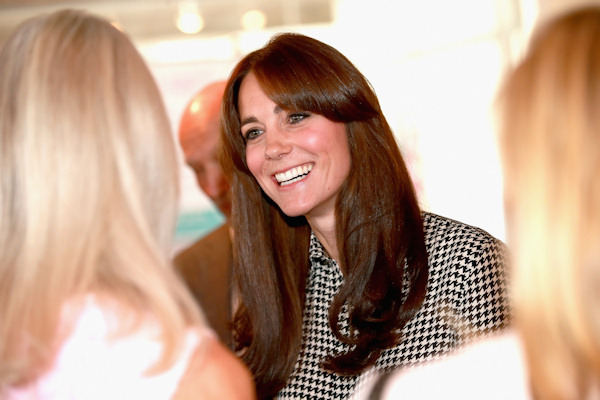 <div class='meta'><div class='origin-logo' data-origin='none'></div><span class='caption-text' data-credit='Chris Jackson/Pool via AP'>Britain's Kate Duchess of Cambridge visits the Anna Freud Centre in London on Sept. 17, 2015, in her first public engagement since Charlotte's birth.</span></div>