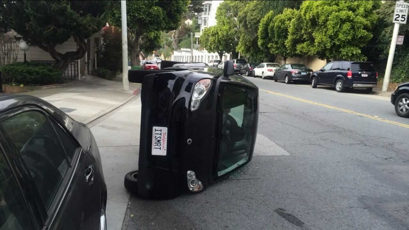 Smart Car Owners Beware Vandals Once