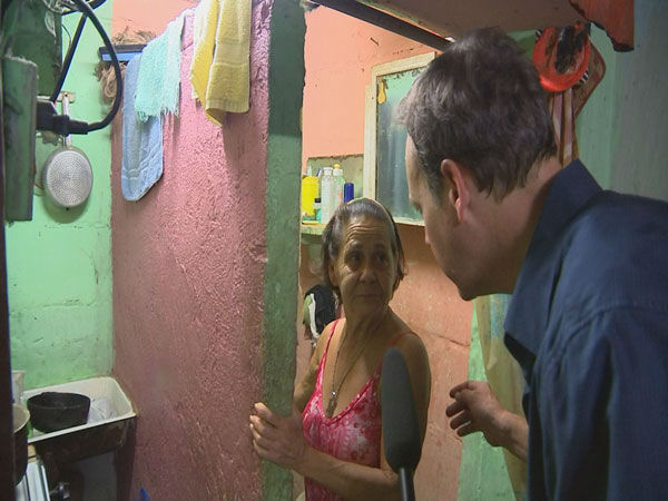 """<div class=""""meta image-caption""""><div class=""""origin-logo origin-image none""""><span>none</span></div><span class=""""caption-text"""">As Pope Francis embarks on his historic trip to the Americas, ABC11's Steve Daniels is in Cuba with a behind the scenes look. (Photo/ABC11 Photojournalist Adolfo Ibarra)</span></div>"""