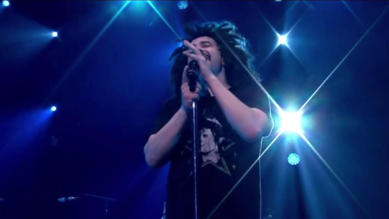 FILE: Counting Crows lead singer Adam Duritz.