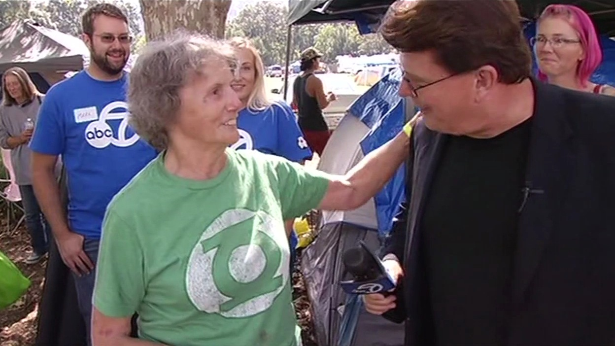 "<div class=""meta image-caption""><div class=""origin-logo origin-image none""><span>none</span></div><span class=""caption-text"">7 On Your Side was able to help a group of women in Calistoga who needed a mattress on top of their cots at the Valley Fire evacuation center, Thursday, September 18, 2015. (KGO-TV)</span></div>"
