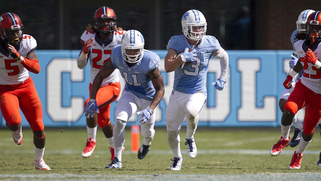 UNC defeats Illinois