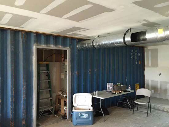 "<div class=""meta image-caption""><div class=""origin-logo origin-image none""><span>none</span></div><span class=""caption-text"">An interior view of the shipping container home (KTRK Photo)</span></div>"