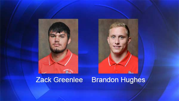 Bulldog's QB Zack Greenlee and linebacker Brandon Hughes arrested