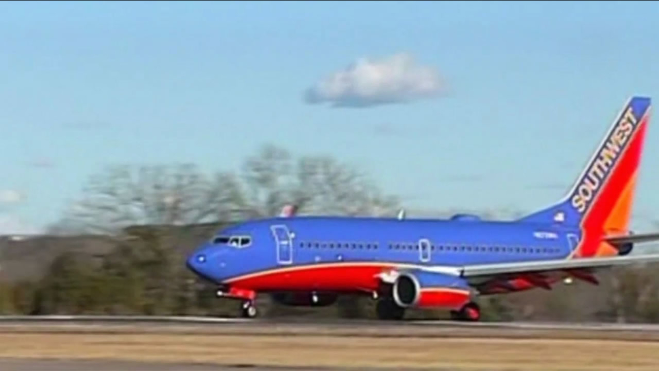 Southwest airlines flight