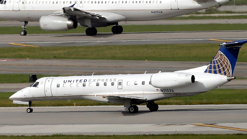 United Flight 3411: A timeline of events