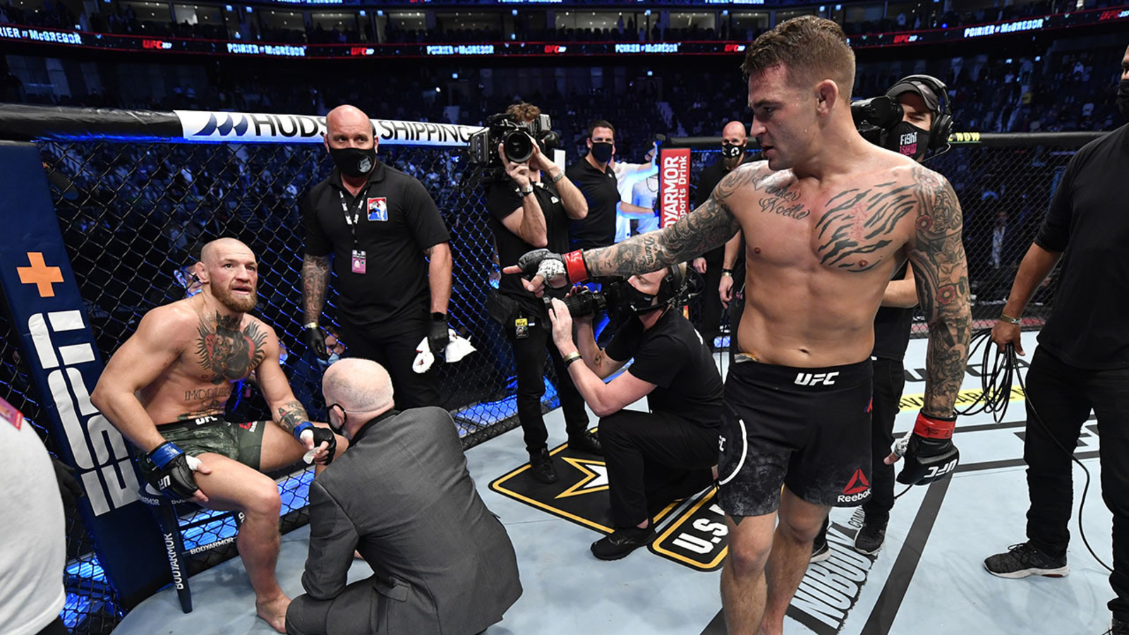 """UFC News: Dustin Poirier: """"I would have knocked out McGregor in the second or third round"""""""