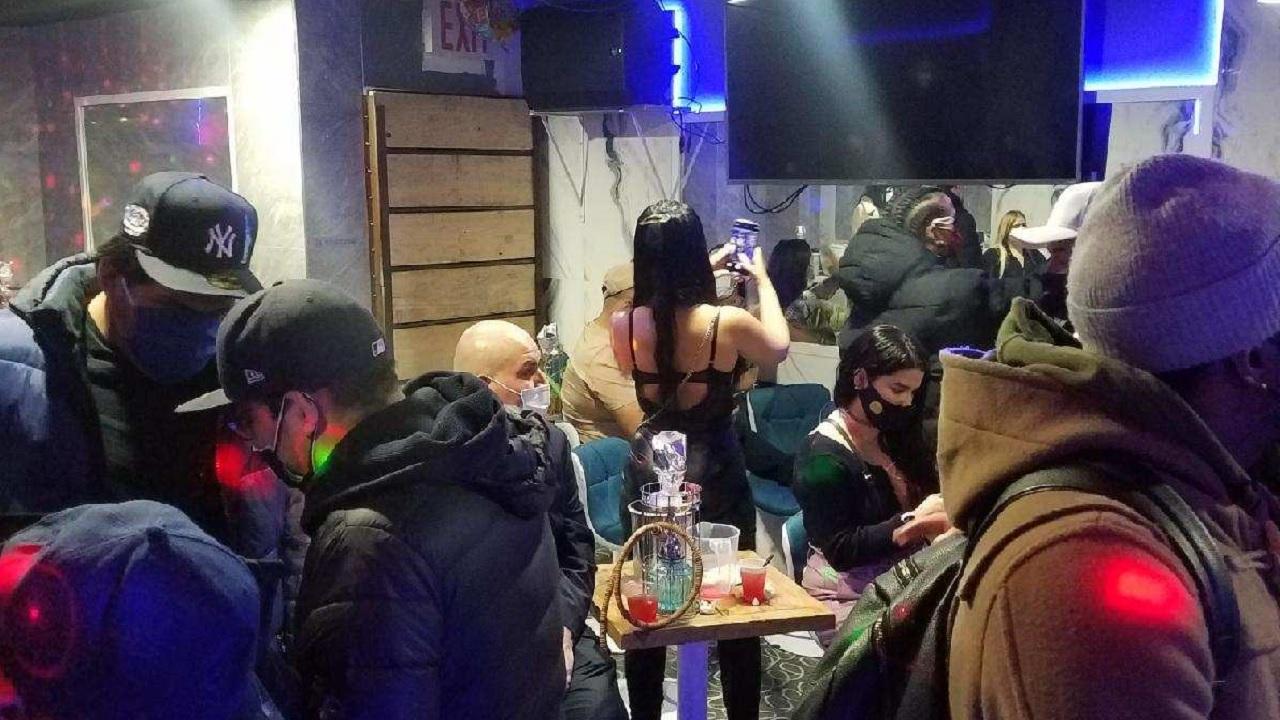 Authorities shut down Queens club with 75 people inside, dangerous levels of carbon monoxide