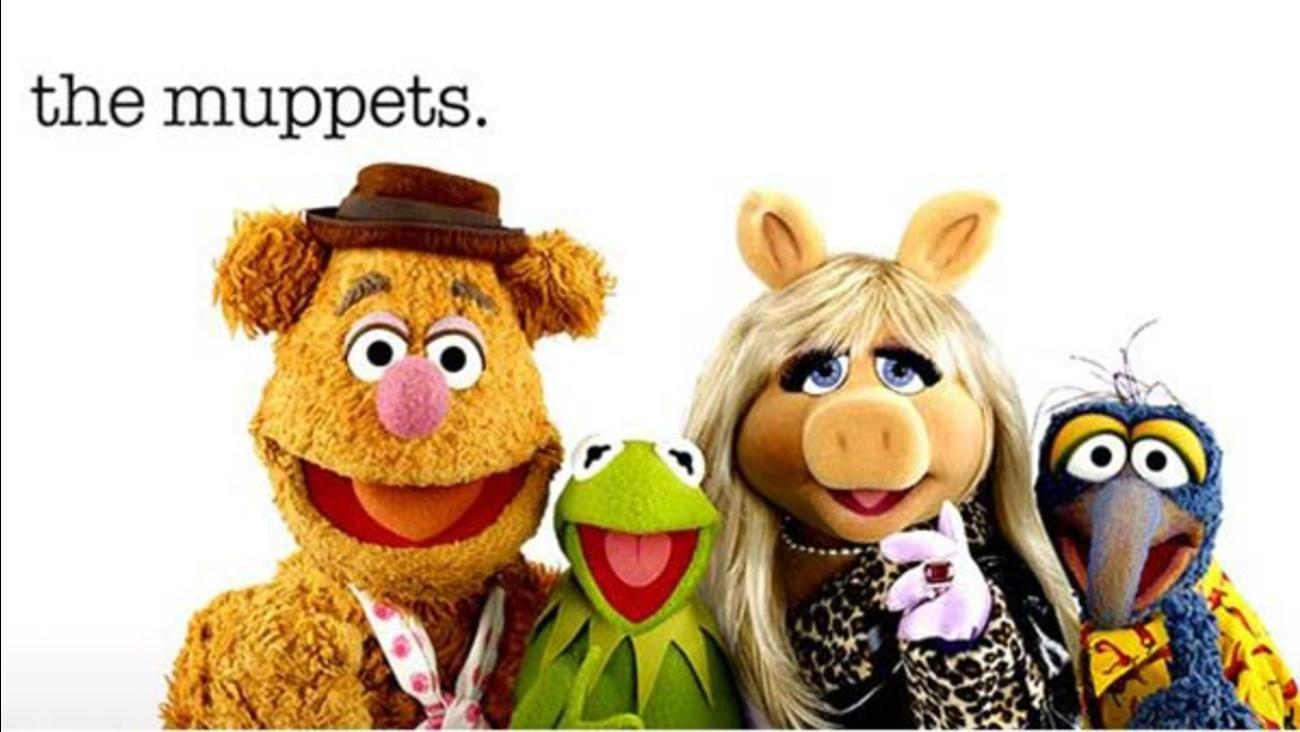muppet selfie