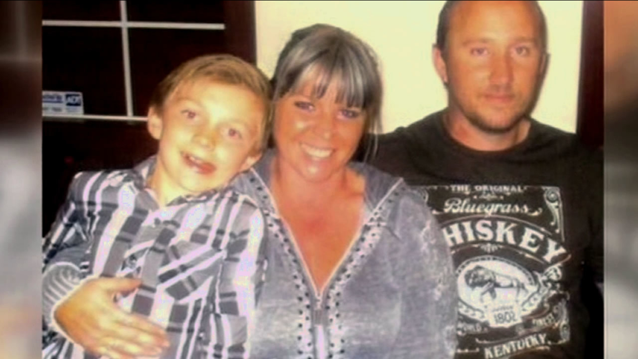 Buchanan family photo from Benicia, Calif.