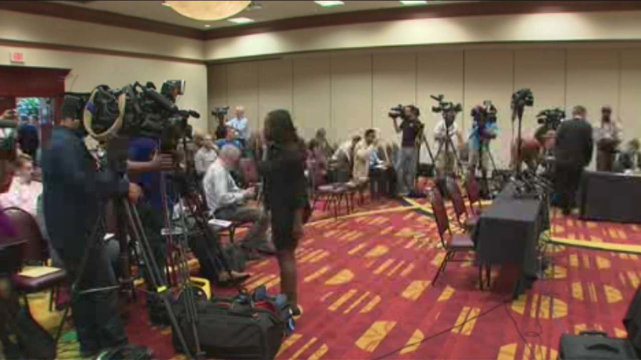 UIL hearing for football players who hit referee